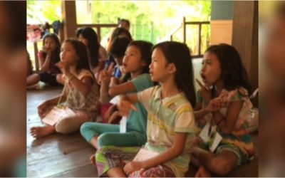 Cambodia Sings! One Voice at a Time!