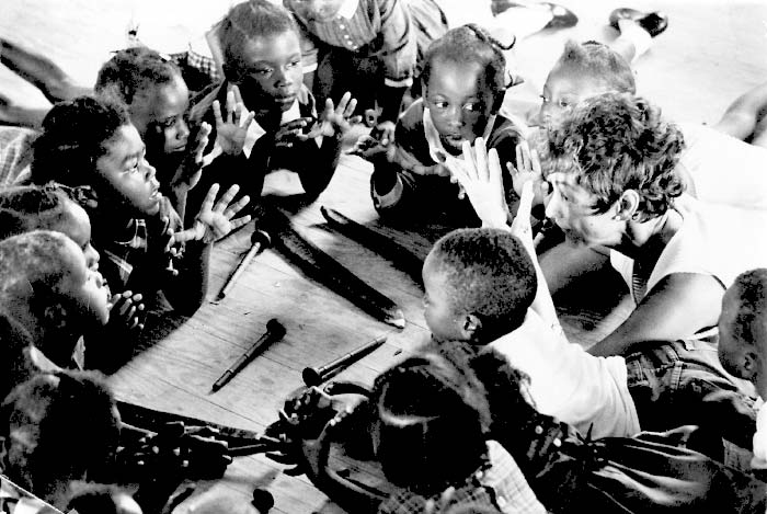 Norma Canner childrens workshop